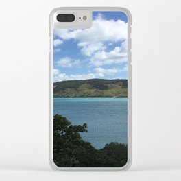 Hamilton Island, Australia Clear iPhone Case