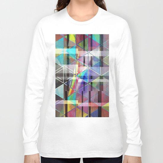 fractour de trigone Long Sleeve T-shirt
