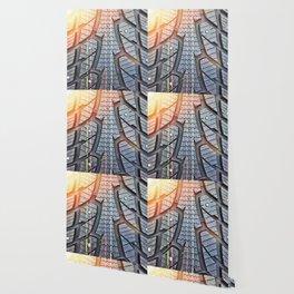 Background tread pattern winter tire Wallpaper