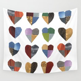 HEARTSgalore Wall Tapestry