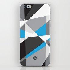 Geometrix 001 iPhone Skin