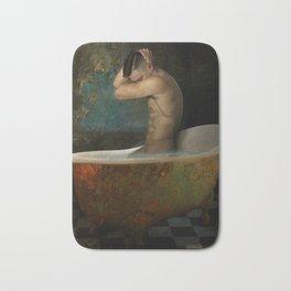 male nude Bath Mat