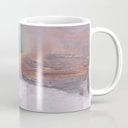 Yellowstone National Park 30X12 2 PANORAMA Coffee Mug