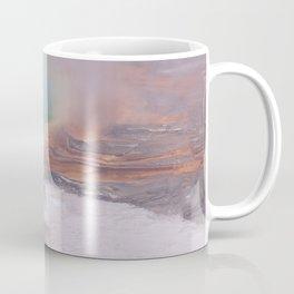 Winter Yellowstone National Park  PANORAMA Coffee Mug