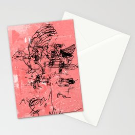 LOWER 4 Stationery Cards