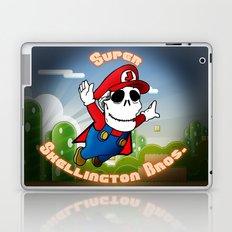 Super Skellington Bros. Laptop & iPad Skin