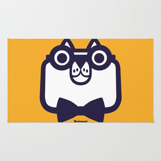 Cat Mc Catson Rug
