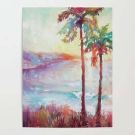 Sunrise in Hawaii Poster