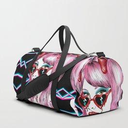 Laser Lolita Duffle Bag