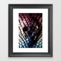Skull (Feat. Marta Macedo) Framed Art Print