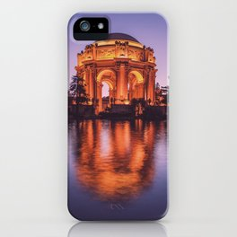 The Golden Palace iPhone Case