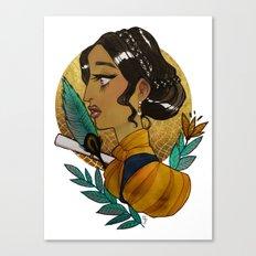 Josephine Montilyet Canvas Print