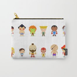 Street fighter - the world warrior Carry-All Pouch