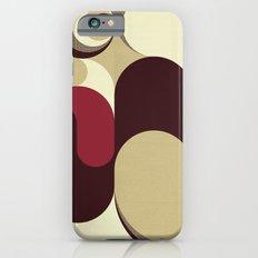 5 Colors Composition (#1) Slim Case iPhone 6s