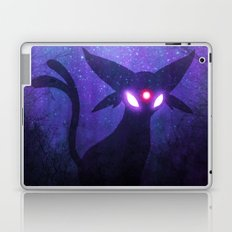 Espeon Space Silhouette Laptop & iPad Skin