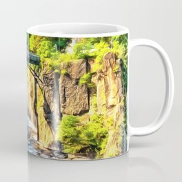 Paterson Great Falls in National Historical Park Coffee Mug