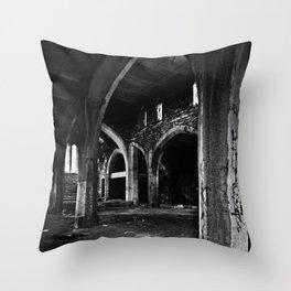 St Lukes Church, Abercarn, South wales, UK - 08 Throw Pillow