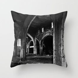St Lukes Church, Abercarn, South wales, UK - 08 Throw Pillow