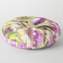 Lady Allen's Floor Pillow