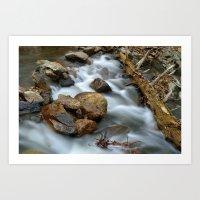 Long Exposure Appalachian Trail Art Print