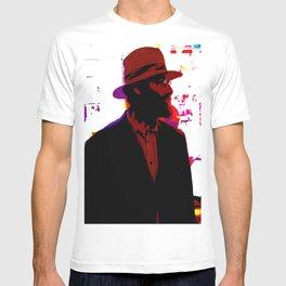 Cotton Club Rabbi's Day Off T-shirt