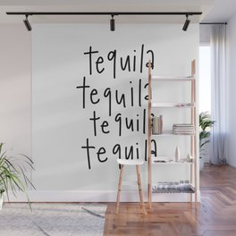 Tequila! Wall Mural