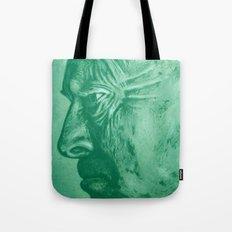 wladimir nabokov - green Tote Bag
