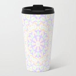 Pastel Kaleidoscope 2 Travel Mug