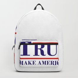 Donald Trump for President 2016 Backpack