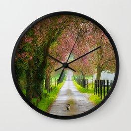 thou shall not pass Wall Clock