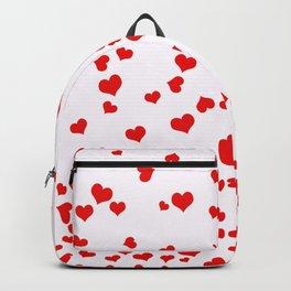 Falling Hearts Backpack
