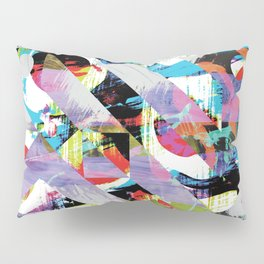 Your Fantasies Merge With Harsh Realities Pillow Sham