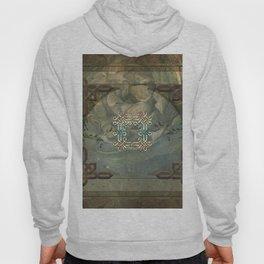 Wonderful decorative celtic knot Hoody