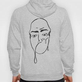 Melty Face 1 Hoody