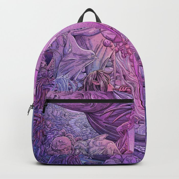 The Dark Crystal Backpack