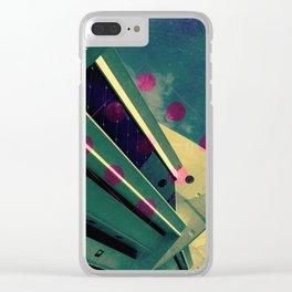 VISA 83 Clear iPhone Case