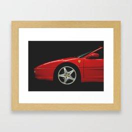 Ferrari F355 Spider  Framed Art Print