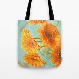 Daisy Chair Tote Bag
