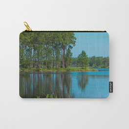 Georgia Lake Carry-All Pouch