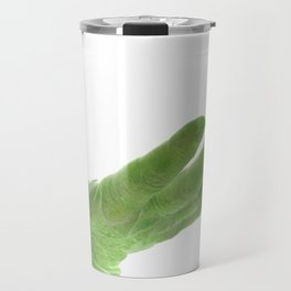 support, green Travel Mug