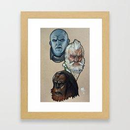 The Votans Framed Art Print