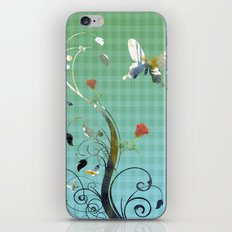 distilled life iPhone & iPod Skin