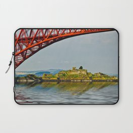 Inchgarvie Island Laptop Sleeve