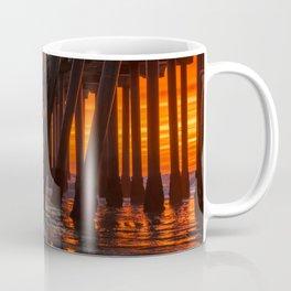 Fading Fire Coffee Mug