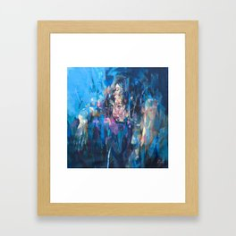 Chimera No.1 by Andres kal Framed Art Print