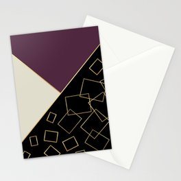 Walking Fifth Avenue Stationery Cards