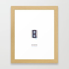 Aldo Semi Bold Framed Art Print