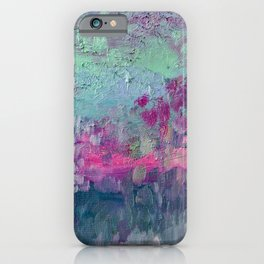 Magic Ice  iPhone Case