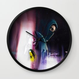 Jeeg Wall Clock