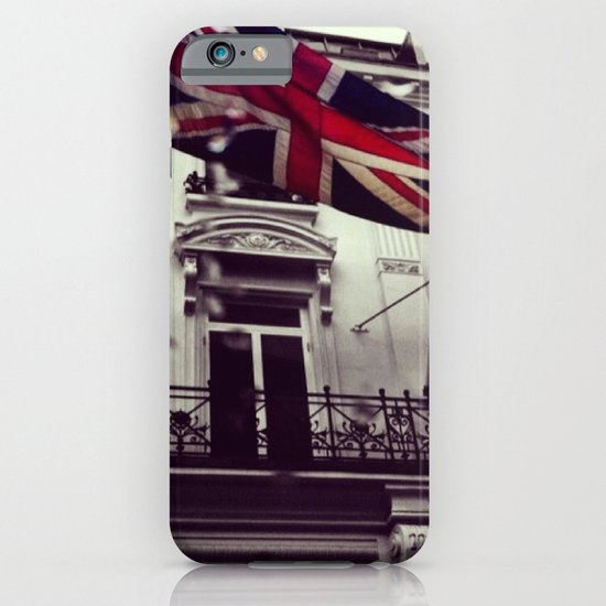 Raise the flag iPhone & iPod Case